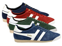 Scarpe Sneakers shoes GOLA Harrier  50 suede uomo man casual stringati laced-up