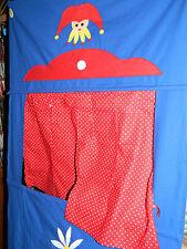 RIDEAU spectacle CACHE marionnette THEATRE puppet SHOW spot KASPER THEATER pünkt