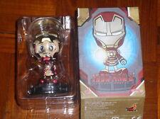 Hottoys Marvel Iron man 3 Cosbaby Series 2 - Ironman Mark MK 42 (Battle Damage)