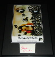Gretchen Corbett Signed Framed 16x20 Photo Poster Display The Savage Bees