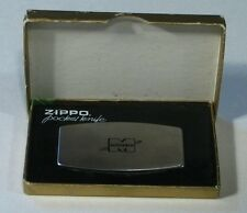 Zippo Pocket Knife Vintage Advertising ~ Monarch ~ in box ~ Nice