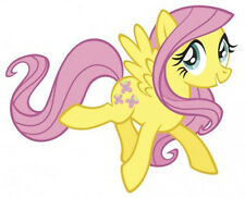 MY LITTLE PONY FLUTTERSHY wall stickers MURAL 19 decals horse room decor MLP