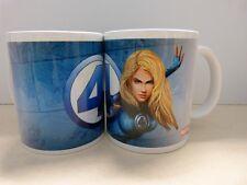 Marvel FANTASTIC FOUR Tasse Invisible Woman  Kaffeepott  Neu OVP