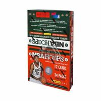 2014-15 Panini NBA Hoops Basketball Hobby Box