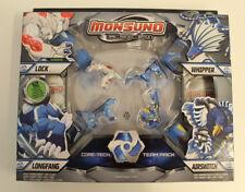 Monsuno Team 4-Pack Core-Tech Team Pack Series 2 Neu / OVP