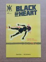 Black Of Heart #1 Comic (2020) Comic-Source Point Press🔥