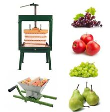 Cider Fruit Press 40L Rack Cloth Apple Industrial Heavy Duty
