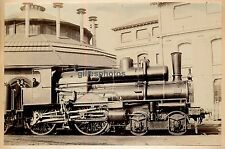 Locomotive EST N° 817 c. 1880-90 - Ateliers d'Epernay Train - 42