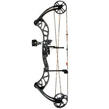 New Bear Archery Wild RTH Compound Bow 70# RH Bow Package Olive Color Free Adjus