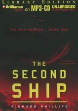 The Rho Agenda: The Second Ship 1 by Richard Phillips (2012, MP3 CD, Unabridged)