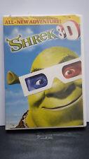 ** Shrek 3D (DVD) - Eddie Murphy - Cameron Diaz - Free Shipping!