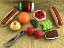 Fisher Price Fun with Food Lots Pretend Food Little Tikes
