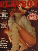 Playboy November 1978      #3444+