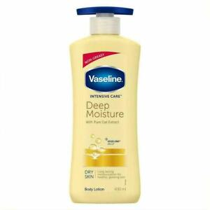 Intensive Care Deep Moisture Body Lotion (400 ml) From Vaseline - Free Delivery
