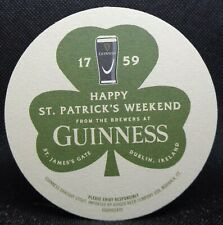 BEER MAT - Guinness (USA)