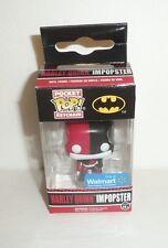 Harley Quinn Impopster Funko Pocket Pop Keychain Black Friday Walmart Exclusive!