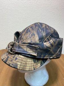 FILSON TIN CLOTH WILDFOWL HAT SHADOW GRASS SIZE XXL NEW