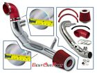 BCP RED 2006 2007 2008 2009 2010 2011 Civic Si 2.0L L4 Cold Air Intake + Filter