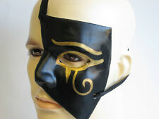 KING TUT EGYPTIAN PHARAOH MUMMY COSTUME MASK VENETIAN MASQUERADE MARDI GRAS MASK