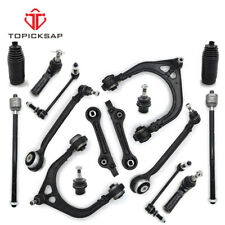 For 11-14 Dodge Charger Challenger 300 Front 16 Pc Control Arms Suspension Kit