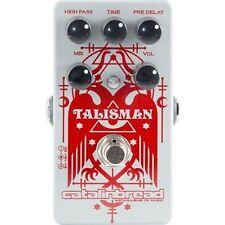 Catalinbread Talisman Plate Reverb Guitar Bass Keyboard Vocal Studio FX Pedal