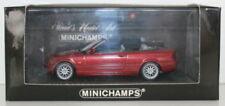 Voitures, camions et fourgons miniatures Cabriolet BMW 1:43