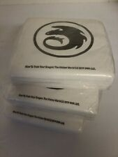 Lot of 150 How To Train Your Dragon The Hidden World/jetBlue Drink Napkins NEW