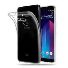 32nd GEL TRANSPARENTE Series - TPU Funda de silicona para HTC U11 Plus