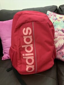 Addias Girls Pink Backpack
