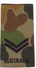 DPCU Army Australia Rank Slide CPL X1