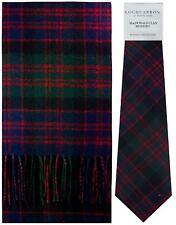 MacDonald clan moderno Tartán brushwool Bufanda & Tie Conjunto de Regalo