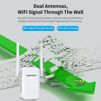 WiFi Range Extender Internet Network Router Wireless Signal Repeater US Plug