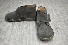 **Kid Express Maddox Boot, Toddler Boy's Size 9.5/EU 26, Gray Suede