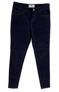 Women Ladies ex New Look denim skinny jeans Petite