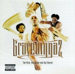 Gravediggaz - Pick Sickle Shovel [New CD] Explicit