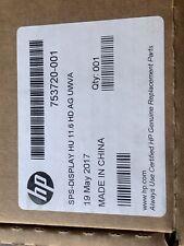 New 753720-001 GENUINE HP LCD 11.6 ASSEMBLY ELITEBOOK REVOLVE 810 G2 G3