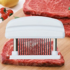 As Seen Tv Products Stainless Steel,tender Meat Needle, Professional Tenderizer