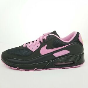 Nike Air Max 90 'ID By You' Black Pink CT3621-991 New Men's Size 13 No Lid