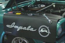 Chevrolet Chevelle Black Grip Fender Cover