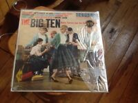 """Rocky Curtiss (Frisco) and the harmony Flames""""The Big Ten"""" STILL SEALED LP"""