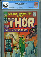Journey Into Mystery #116 (Marvel 1965) CGC Certified 6.5