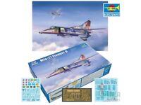 Trumpeter 1:48 MiG-27 Flogger D Aircraft Model Kit