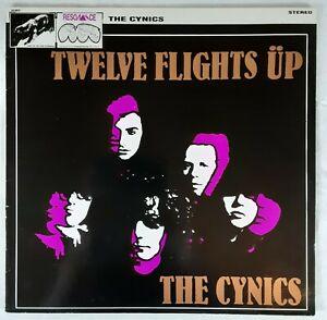 Vinyl: Twelve Flights Üp. The Cynics. 1988