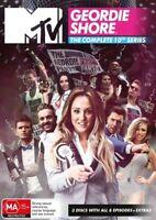 Geordie Shore Season 10 : NEW DVD