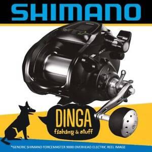 Shimano ForceMaster | 9000 Electric Overhead Fishing Reel