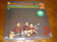 Kingston Trio LP The Best Of Volume 2 SEALED