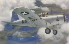 (T) Aircraft - Wwii - Valiant Two Seater - In Flight