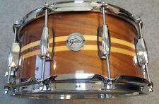 "Gretsch Snare Drum Full Range Walnut Maple 14x6,5"" Rullante Caisse Claire Tarola"