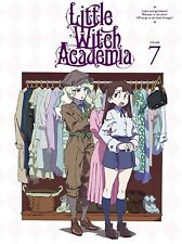 Little Witch Academia Vol.7 First Limited Edition DVD Making Book and Card Japan