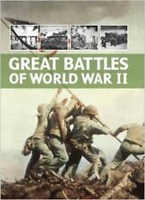 Great Battles of Ww2 (Military Pockt Guide), New,  Book